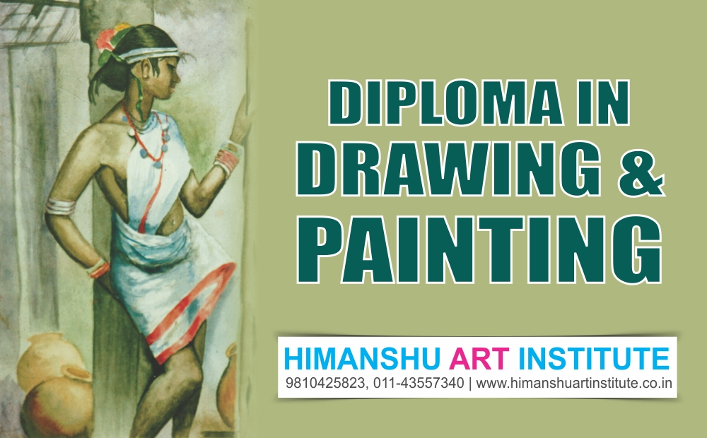 Diploma Course In Drawing And Painting Painting Classes In Delhi Gurugram Vaishali India