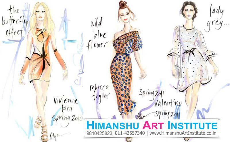 Fashion Illustration Classes for Fashion Designing ...