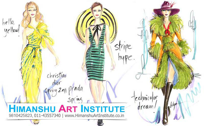 Websites For Fashion Designing Students