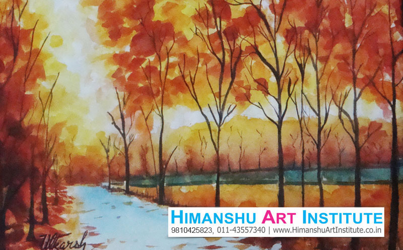 Drawing Painting Course For Kids Level 1 Campus At Delhi